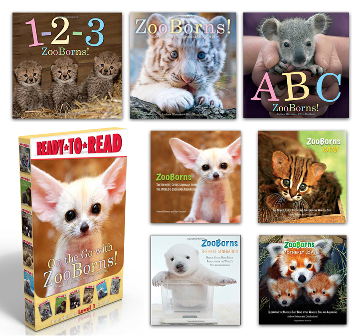 ZooBorns Books