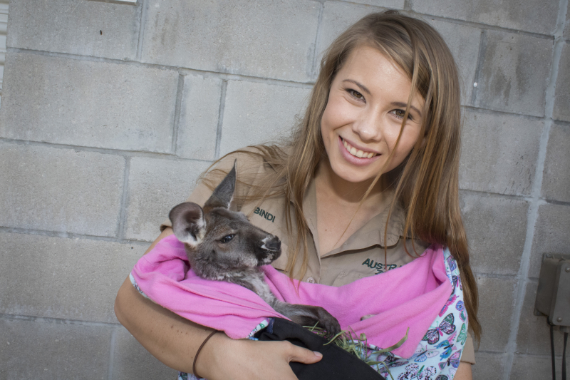 4_April 28 (with Bindi Irwin)